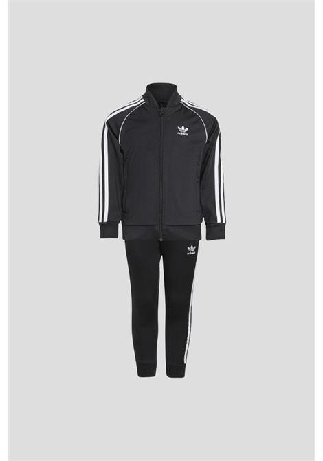 Track suit adicolor sst bambino unisex nero adidas ADIDAS | Tute | H25260.