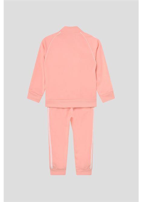 Tuta track suit adicolor sst bambina rosa adidas ADIDAS   Tute   H25267.