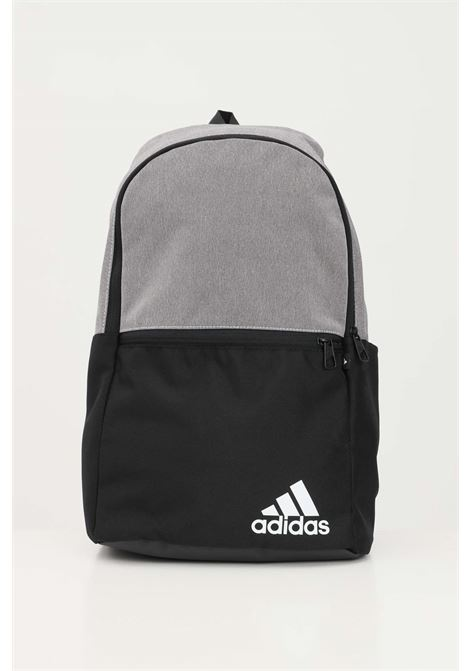 Grey black unisex daily bp II backpack by adidas ADIDAS | Backpack | H34838.