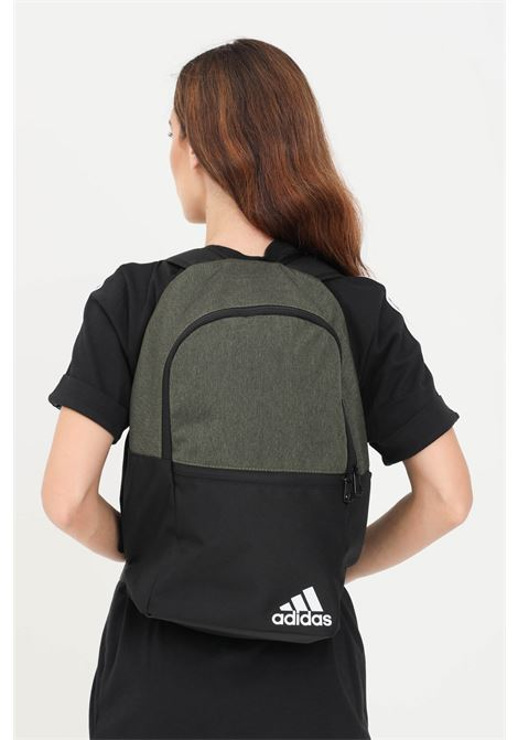 Black unisex backpack by adidas  ADIDAS | Backpack | H34839.