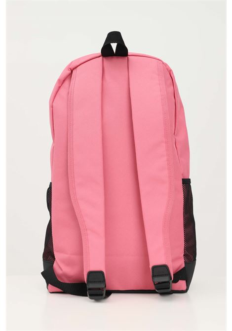 Zaino donna rosa adidas con logo frontale a contrasto ADIDAS | Zaini | H35726.