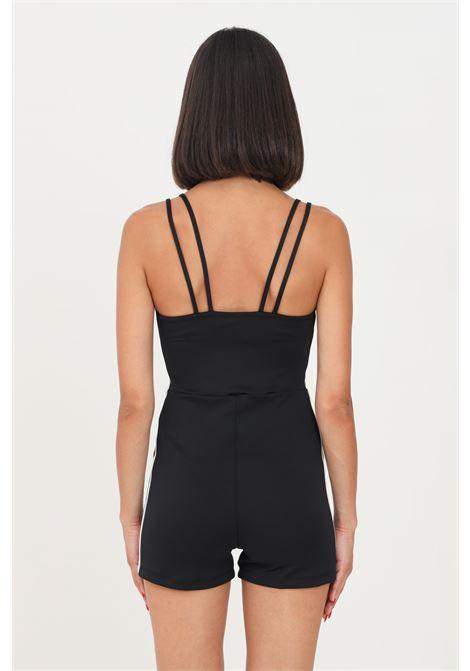 Tutina playsuit adicolor classics da donna nero adidas modello casual taglio corto ADIDAS | Tute | H37784.
