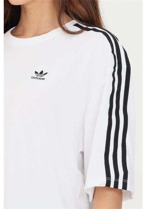 White adicolor classic over t-shirt short sleeve adidas   ADIDAS | T-shirt | H37796.