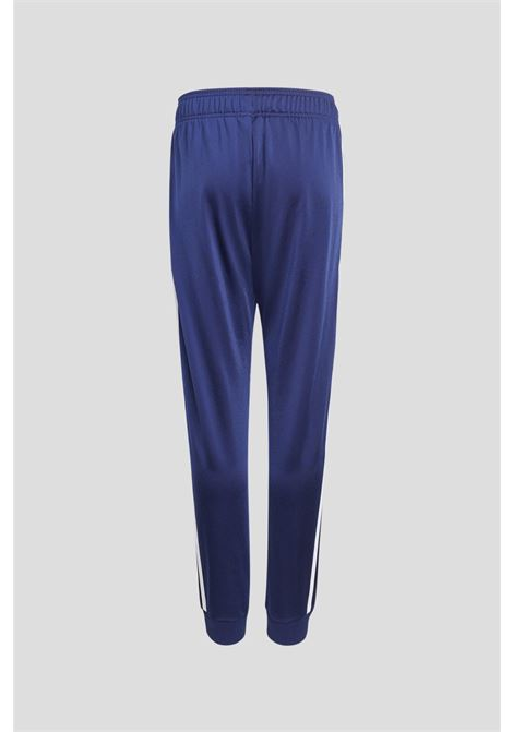 Pantalone adicolor sst bambino blu adidas ADIDAS   Pantaloni   H37869.
