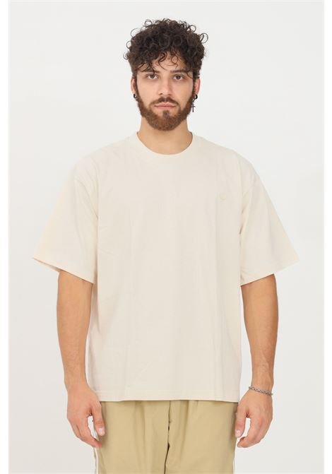 T-shirt unisex panna adidas a manica corta ADIDAS   T-shirt   H62519.