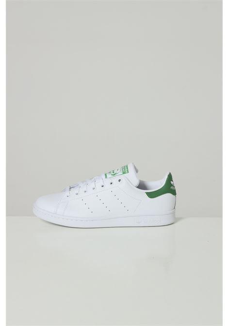 White men's stan smith sneakers adidas ADIDAS | Sneakers | M20324FTWWHT/CWHITE