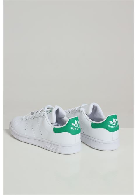 White unisex stan smith j sneakers adidas ADIDAS | Sneakers | M20605FTWWHT/FTWWHT