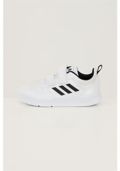Sneakers tensaur c bambino unisex bianco adidas con strappi ADIDAS | Sneakers | S24051.