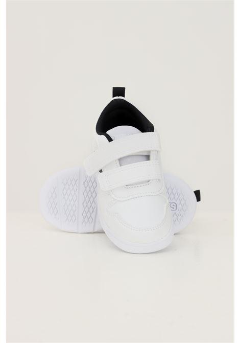 Sneakers tensaur neonato bianco adidas con strappi ADIDAS | Sneakers | S24052.