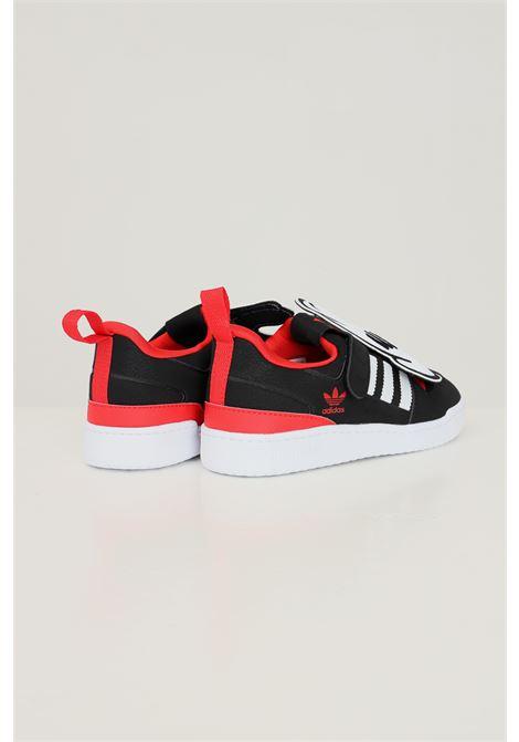 Scarpe disney forum 360 bambino unisex nero adidas ADIDAS | Sneakers | S29236.
