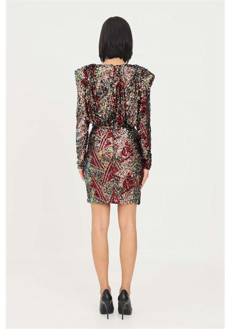 Fantasy dress by alma sanchez with sequins ALMA SANCHEZ | Dress | AGATAMULTICOLOR