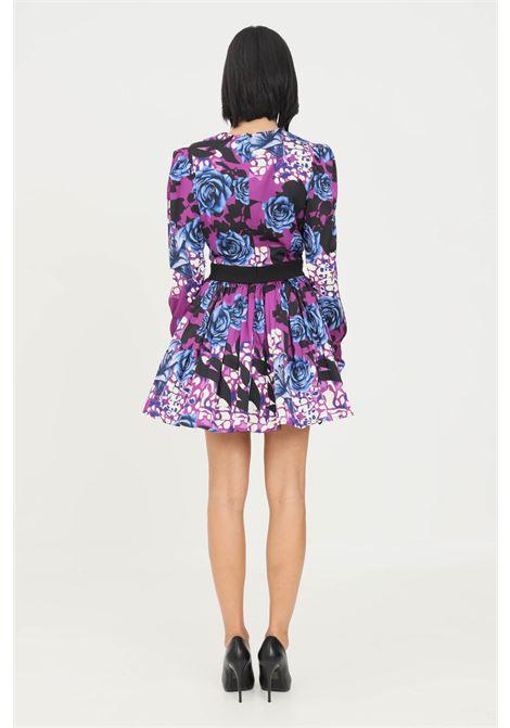 Fantasy dress by alma sanchez, short model with inner toulle ALMA SANCHEZ | Dress | AURORASTAMPATO