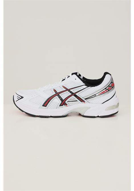 White men's gel 1130 sneakers by asics with mesh inserts ASICS | Sneakers | 1201A256105