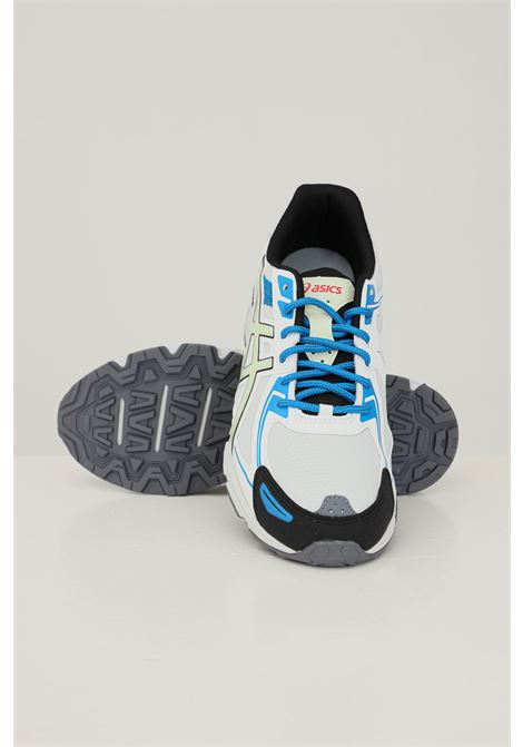 Grey men's gel venture 6 racing sneakers by asics ASICS | Sneakers | 1201A366020