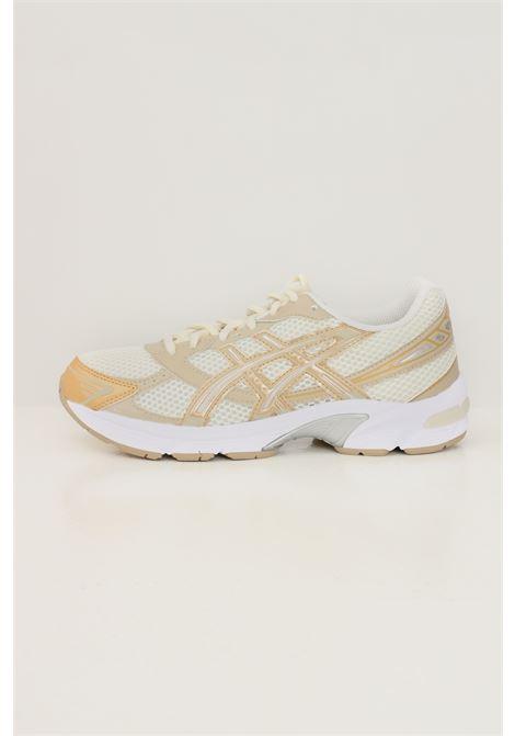 Beige women's gel-1130 sneakers by asics  ASICS | Sneakers | 1202A164103