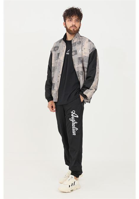 Tuta uomo australian modello casual felpa e pantaloni con stampa AUSTRALIAN | Tute | SPUTU0003426-04 V.004
