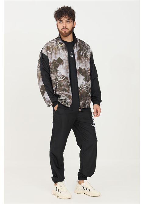 Tuta uomo australian modello casual felpa e pantaloni con stampa AUSTRALIAN | Tute | SPUTU0003461-5 V.005