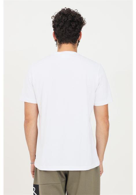 White men's t-shirt by australian short sleeve AUSTRALIAN | T-shirt | SWUTS0033002