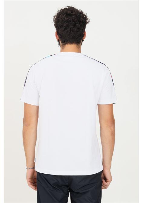 T-shirt uomo bianco australian a manica corta AUSTRALIAN | T-shirt | SWUTS0034002