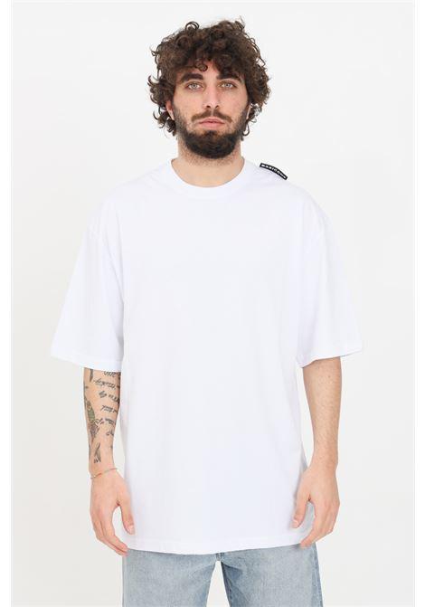 White unisex t-shirt with short sleeve. Basic one BASIC ONE | T-shirt | BSC1T3BIANCO