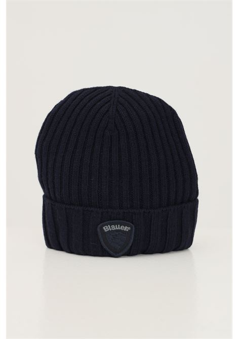 Cappello unisex blu blauer con patch logo BLAUER | Cappelli | 21WBLUA05388006127795