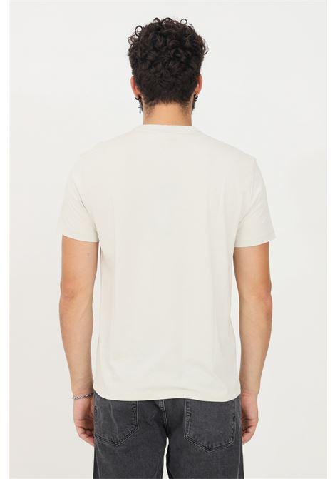 T-shirt uomo calce blauer a manica corta con logo frontale e inserti in rilievo BLAUER | T-shirt | 21WBLUH02289004547120