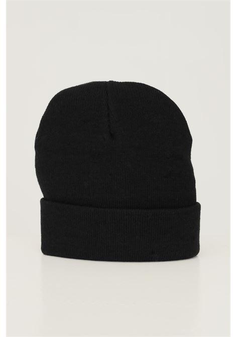 Cappello unisex nero but not con applicazione logo in gomma BUT NOT | Cappelli | U908-379NERO