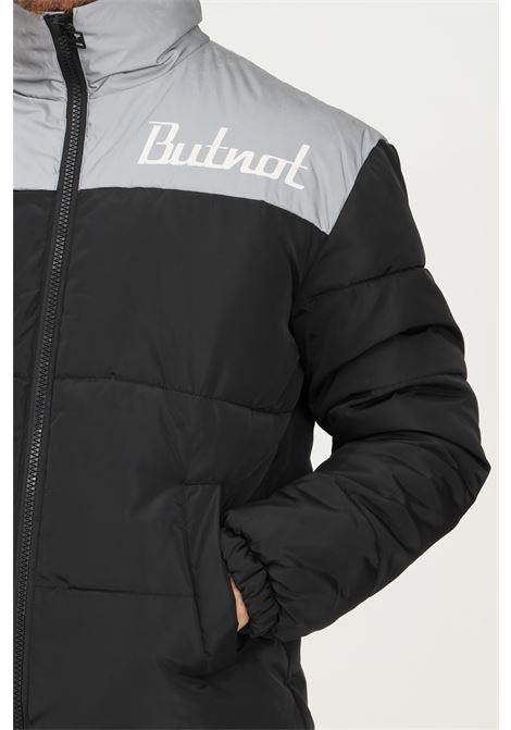 Giubbotto uomo nero but not con logo frontale BUT NOT | Giubbotti | U9699-CATNERO/CATARIF