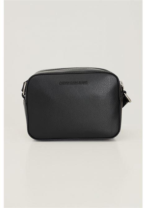 Black women's bag by calvin klein with shoulder strap CALVIN KLEIN | Bag | K60K608699BDS