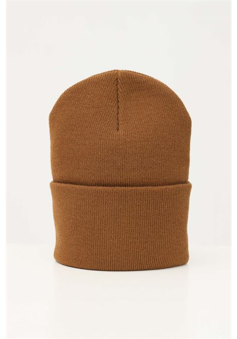 Camel unisex cap by carhartt with front logo CARHARTT | Hat | I020222.06HZ.XX