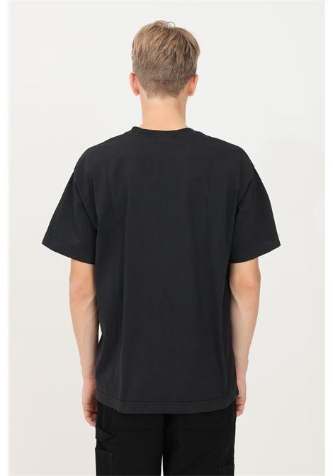 T-shirt basic uomo nero carhartt girocollo CARHARTT | T-shirt | I029598.0326.XX