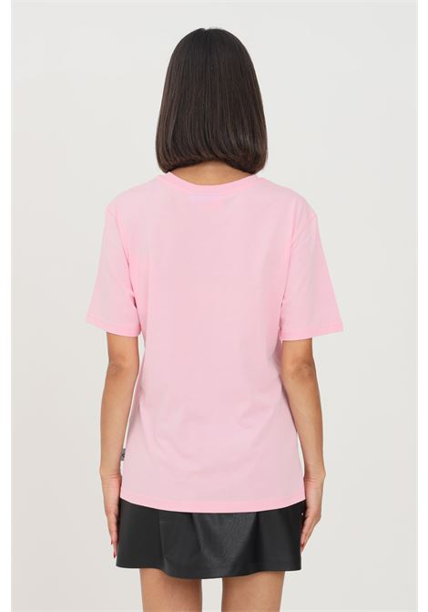 Pink women's t-shirt by chiara ferragni short sleeve CHIARA FERRAGNI | T-shirt | 71CBHT01CJC0T439