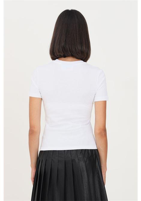T-shirt donna bianco chiara ferragni a manica corta CHIARA FERRAGNI   T-shirt   71CBHT09CJC0T003