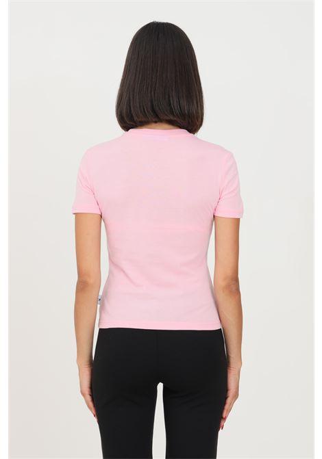 Pink women's t-shirt by chiara ferragni short sleeve CHIARA FERRAGNI | T-shirt | 71CBHT09CJC0T439
