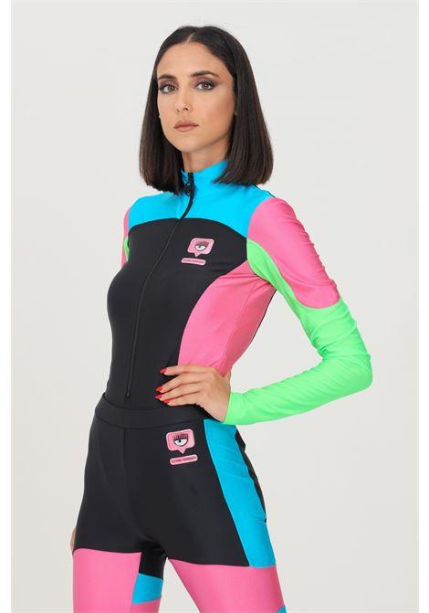 Multicolor body by chiara ferragni causal model with zip CHIARA FERRAGNI | Body | 71CBM292N0008899