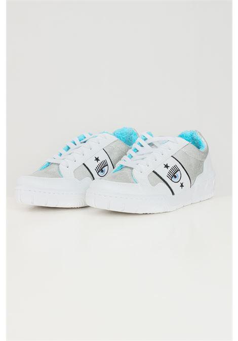Glitter women's sneakers chiara ferragni  CHIARA FERRAGNI | Sneakers | CF2832067