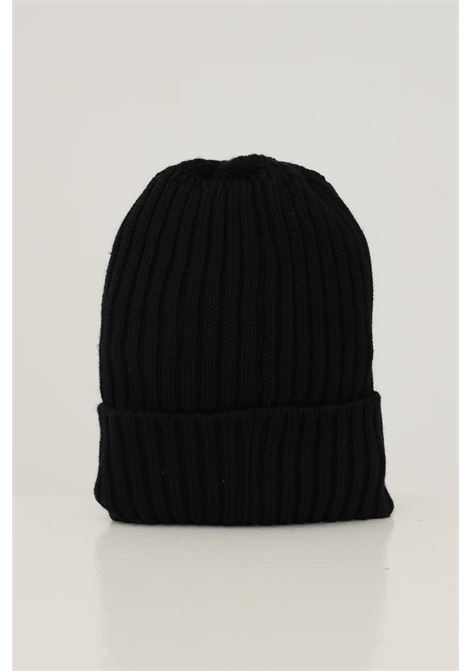 Cappello unisex nero ciesse con patch logo frontale CIESSE | Cappelli | 194CPMA01068-A0120X201XXX