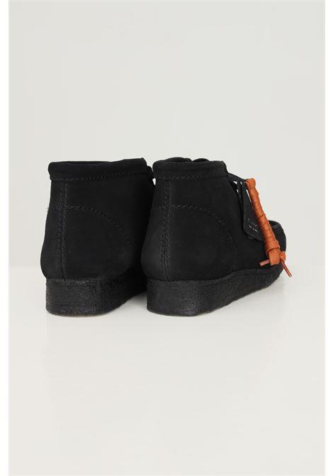 Black men's clarks originals wallabee boots CLARKS | Party Shoes | 1555170001
