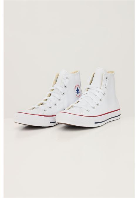 Sneakers unisex bianco converse modello stivaletto CONVERSE | Sneakers | 132169C.