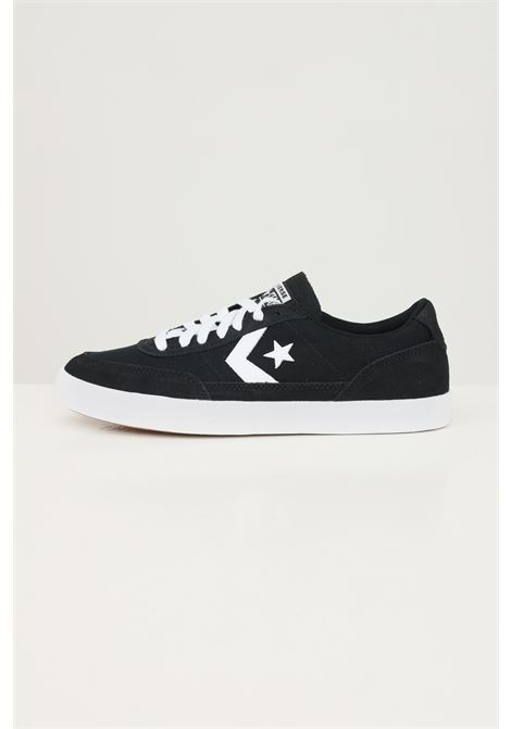 Black men's net star classic ox sneakers by converse  CONVERSE | Sneakers | 166868C.