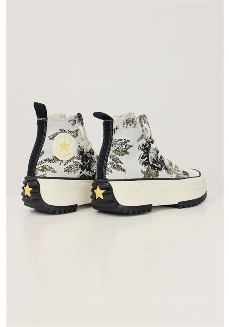 Sneakers hybrid floral run donna converse con stampa fantasia CONVERSE | Sneakers | 171399C163
