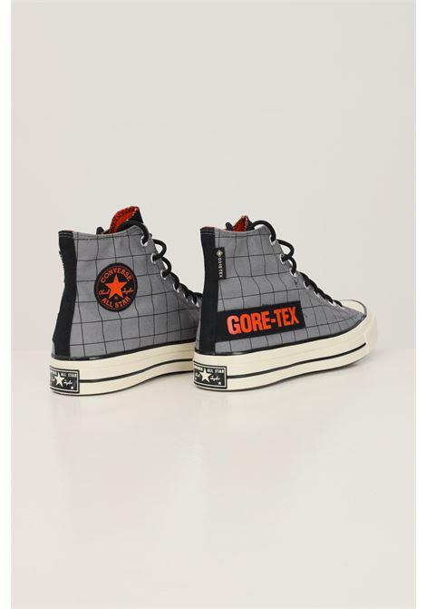 Grey men's chuck 70 gtx hi sneakers by converse CONVERSE | Sneakers | 171444C156