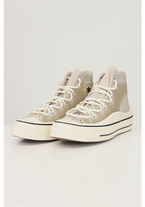 Grey men's chuck 70 utility hi sneakers by converse CONVERSE | Sneakers | 171656C171
