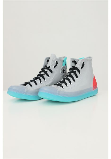 Grey men's hybrid game chuck taylor all star cx sneakers by converse CONVERSE | Sneakers | 171693C.