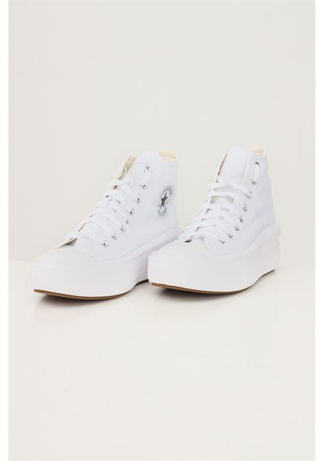 Sneakers converse all star move hi donna bianco converse CONVERSE   Sneakers   568498C.