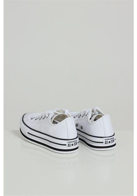 Sneakers bambina bianco converse con para alta CONVERSE | Sneakers | 669709C102