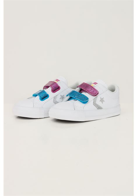 Sneakers coated glitter easy-on star player low top bianco neonato converse CONVERSE | Sneakers | 768479C.