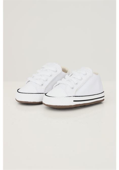 Sneakers ctas cribster mid neonato bianco converse CONVERSE | Sneakers | 865157C.