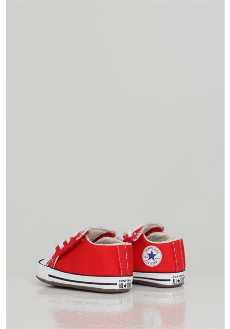 Sneakers ctas cribster mid neonato rosso converse CONVERSE | Sneakers | 866933C.