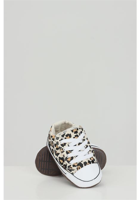 Sneakers chuck taylor all star neonato animalier converse con stampa allover CONVERSE | Sneakers | 870415C.